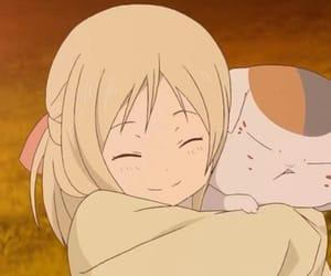 anime, friendship, and anime girl image