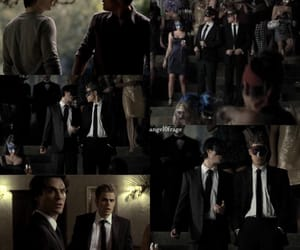 brother, the vampire diaries, and brothers image