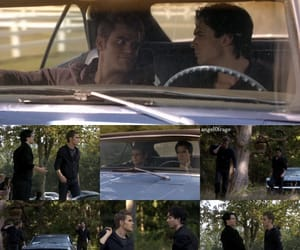 brother, family, and the vampire diaries image