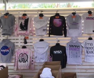 coachella, ariana grande, and merch image