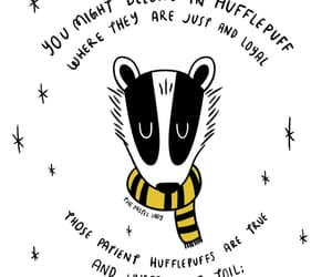 gif, harry potter, and hufflepuff image