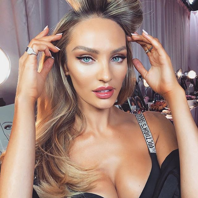 angel, sexy, and fashion show image