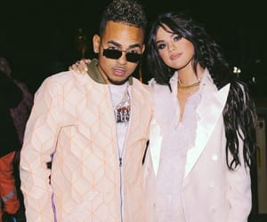 selena gomez, coachella, and ozuna image