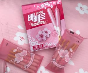 cherry blossoms, girly, and spring image