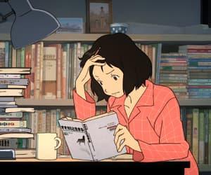 anime, ame to yuki, and anime girl image