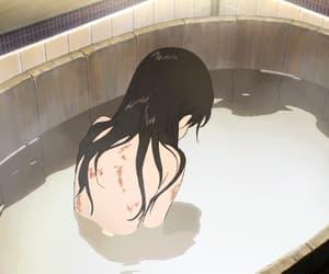 anime, anime girl, and emotions image