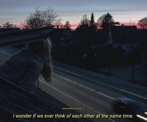 qoutes, sad post, and sunset image