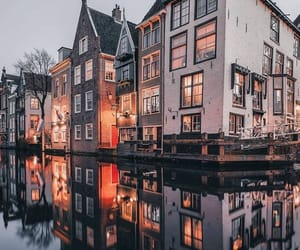 amsterdam, architecture, and beautiful image