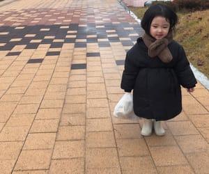 baby, korean, and ulzzang image