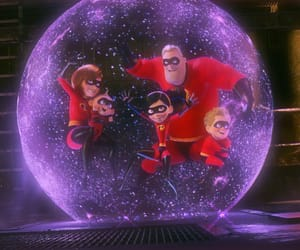 disney, incredibles, and movie image
