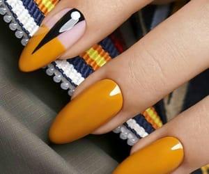 art, nail, and nail art image