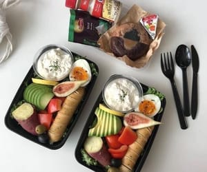 food, aesthetic, and healthy image