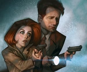 scully, will murai, and characters image
