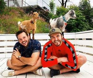 goat, zane hijazi, and heath hussar image
