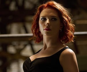 Scarlett Johansson, black widow, and the avengers image