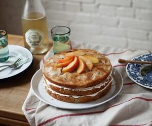 cake and honey image