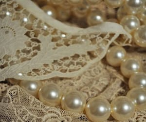 lace and . pearls image
