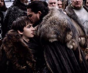 reunion, bran stark, and winterfell image