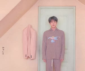 aesthetic, header, and jin image