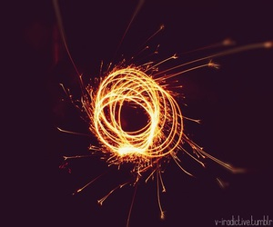 light and sparks image