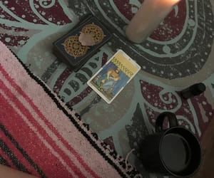 alone, yoga, and candle image