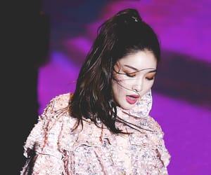 kpop, chungha, and soloist image