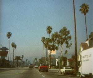 70s, boulevard, and hollywood image