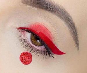 asian, eye, and makeup image