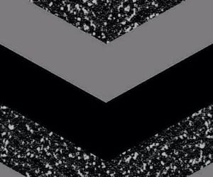 wallpaper, black, and glitter image