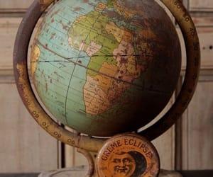 globe, world, and travel image