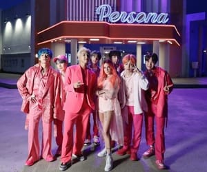 jin, persona, and bts image