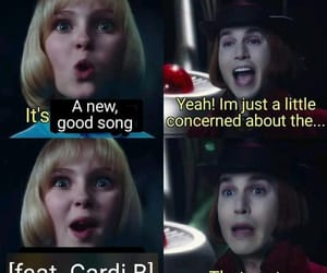 charlie and the chocolate factory, lol, and memes image