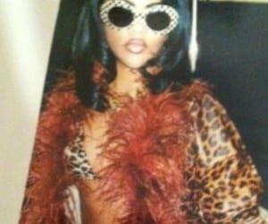 90s, fashion, and Lil Kim image