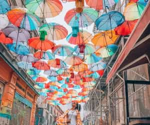 colorful, istanbul, and orange image