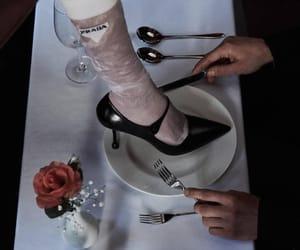 design, heels, and luxury lifestyle image