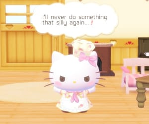 aesthetic, game, and hello kitty image