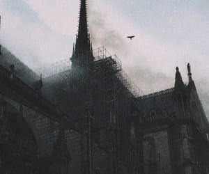aesthetic, architecture, and fire image