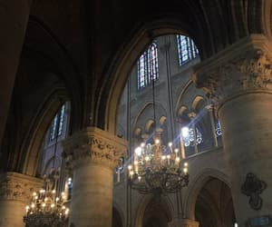 france, Notre Dame de Paris, and paris image