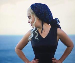 emilia clarke, got, and daenerys targaryen image