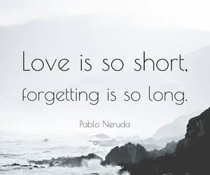 gone, lost, and pablo neruda image