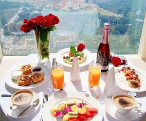 food, view, and beautiful image