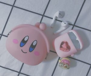 kawaii, kirby, and pastel image