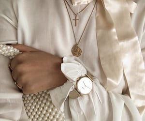 clothes, fashion, and watch image