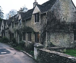 village, castlecombe, and england image