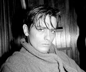 actor, cine, and Alain Delon image