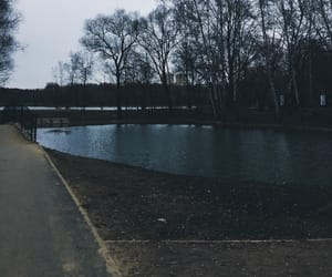moscow, parc, and river image
