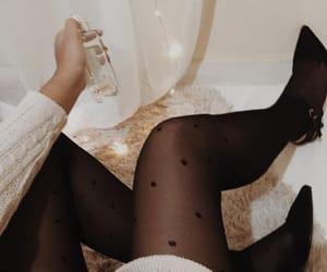 aesthetics, woman, and cozy image