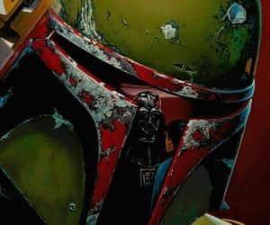 boba fett, bounty hunter, and star wars image