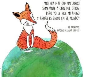 frases, el principito, and books image