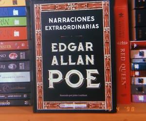 aesthetic, edgar allan poe, and art image